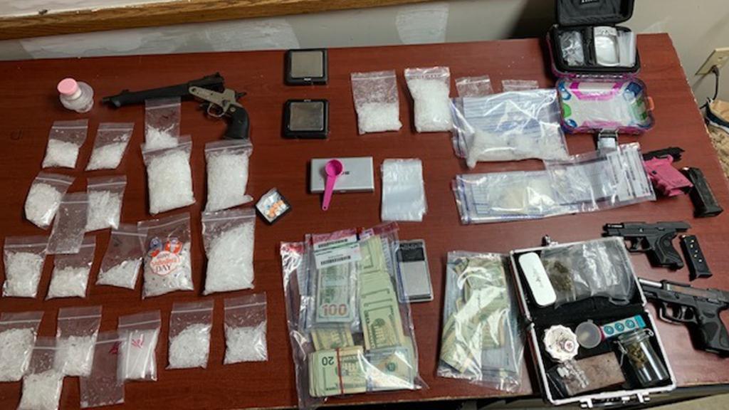 Drug Bust In Kentucky 2019