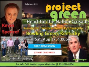 Project Green - Community Outreach @ WKU Knicely Convention Center | Bowling Green | Kentucky | United States
