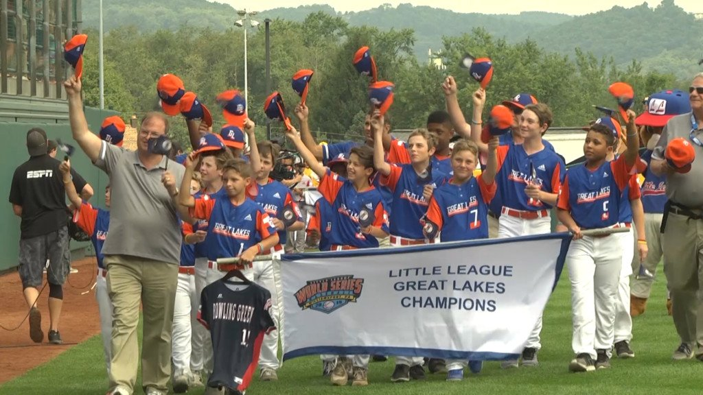 Playing for Mason: Little League World Series - WNKY
