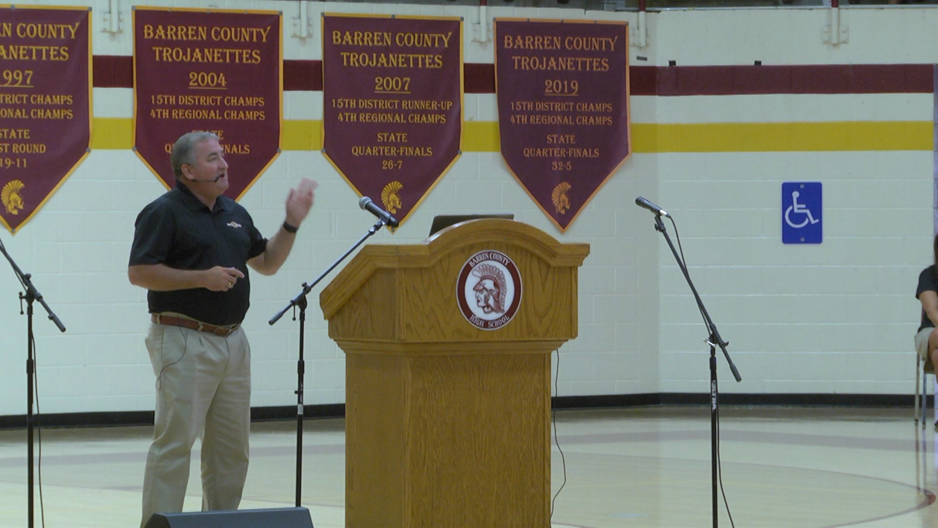 Barren County Schools start strong with an opening ceremony