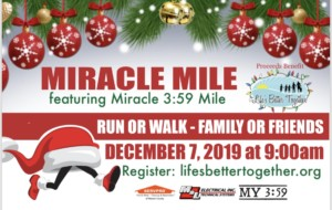 Miracle on College Street Mile @ Downtown BG | United States