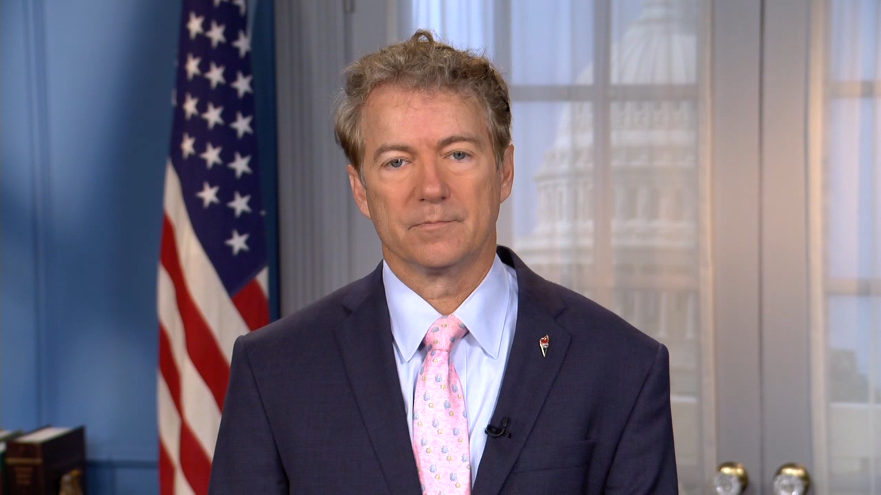 Rand Paul discusses covid relief – WNKY 40 News