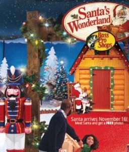 Santa's Arrival and Opening of Santa's Wonderland- Cabela's @ Cabela's        