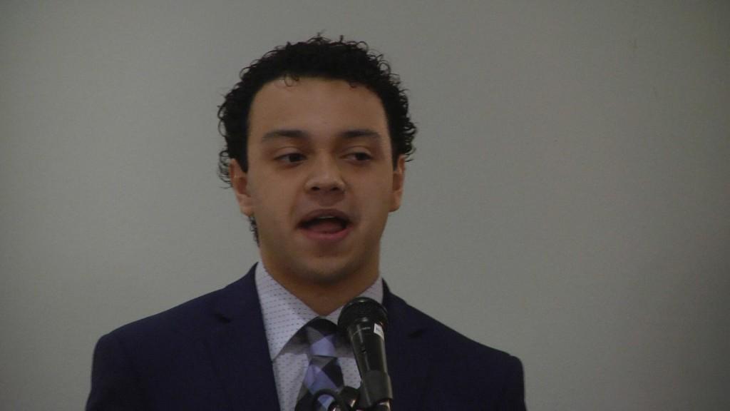 Rotary Speech Pic