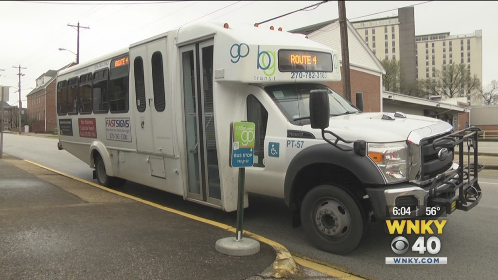 Go Bg Transit Works To Keep Buses Rolling During Pandemic