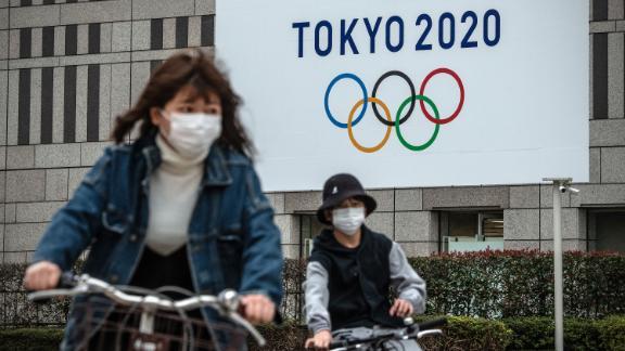 200313100141 01 Coronavirus Tokyo Olympics 0313 Live Video