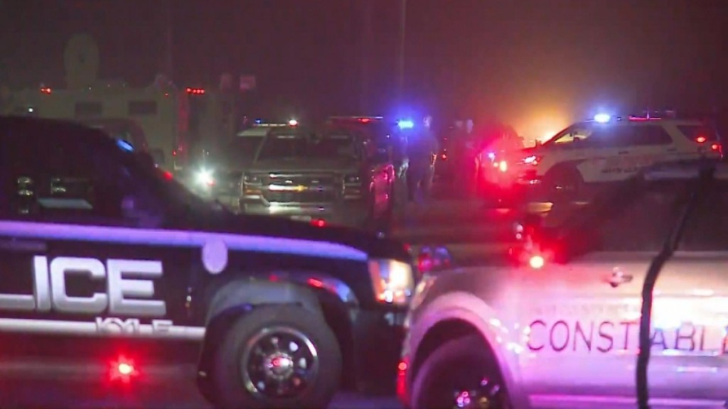 """Officer Dead, Two Wounded In Texas """"ambush"""""""