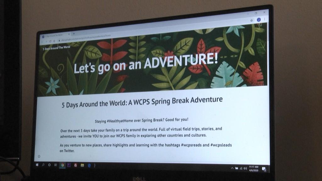 Virtual Spring Break Pic0