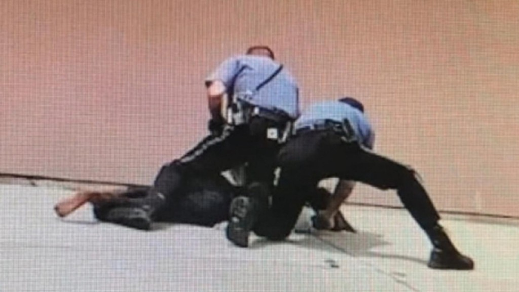 """""""justice Will Be Served"""" Officers Charged In Violent Arrest"""