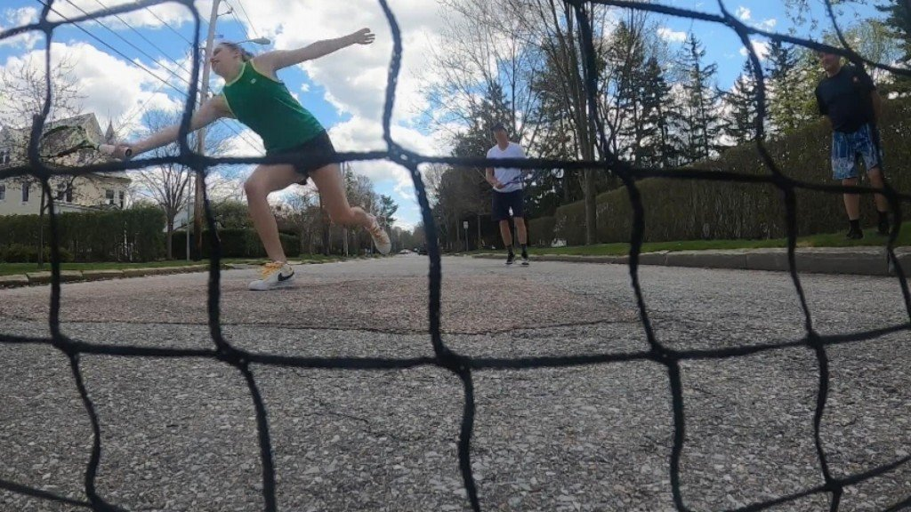 Taking Tennis To The Streets