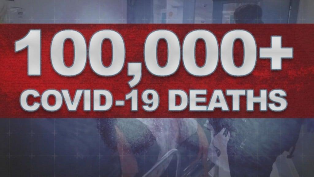 Coronavirus: 100,000 American Deaths & Counting