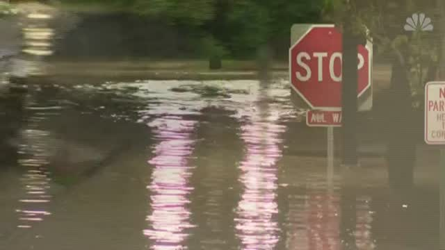 Flooding Threatens Chemical Plants