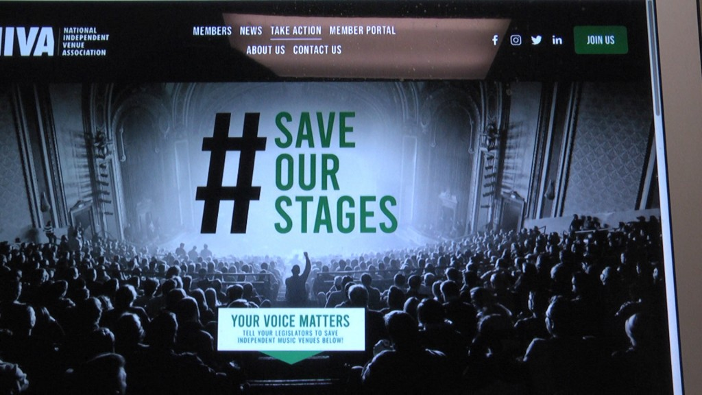 Save Our Stages Pic0