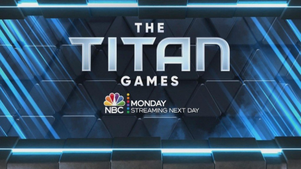 """the Titan Games"" Puts Pros To The Test"