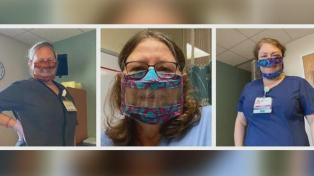 Communication Breakthrough: Clear Masks Help Hearing Impaired Patients