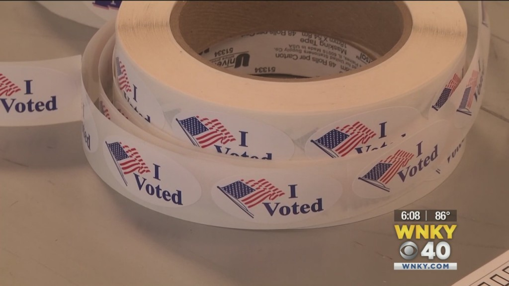 County Officials Remind The Public Of Voting Options