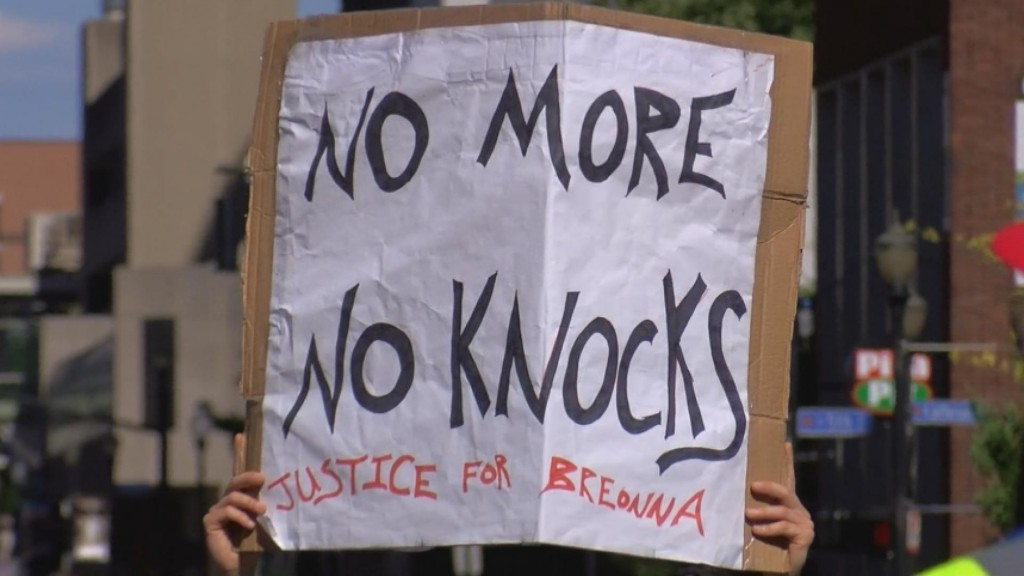 "Louisville Passes ""breonna's Law"""