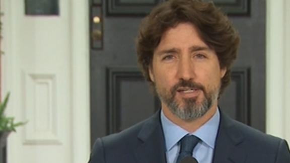 200602150312 Justin Trudeau Trump Response Silence Live Video