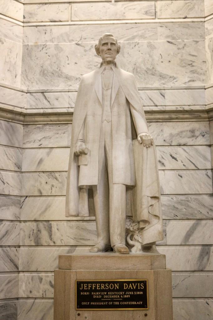 Jefferson Davis Memorial