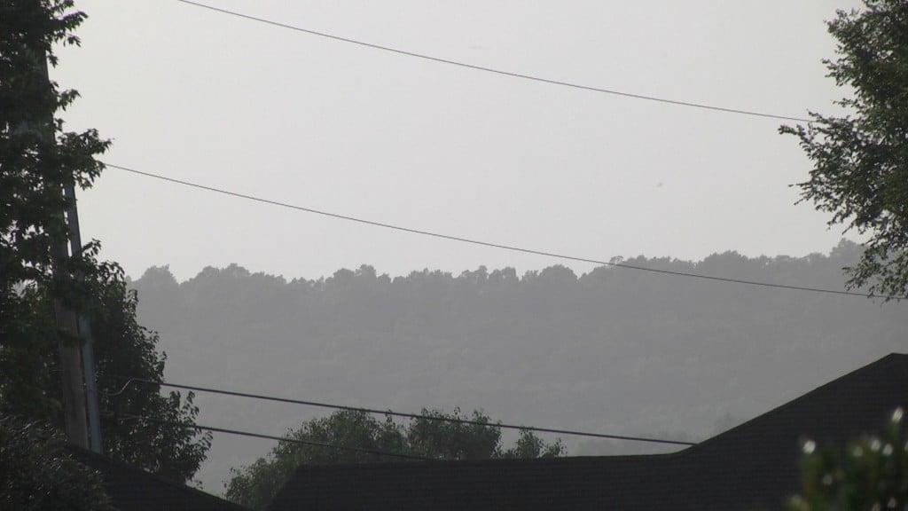 Saharan Dust