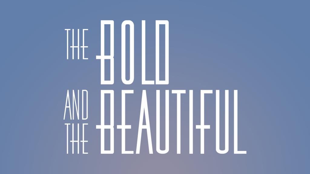 Bold And Beautiful