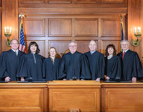 December 2019 Supreme Court Justices