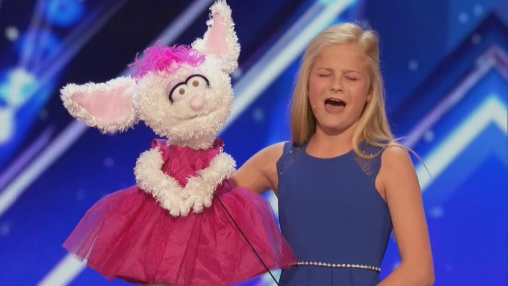"""america's Got Talent"" Goes Viral"