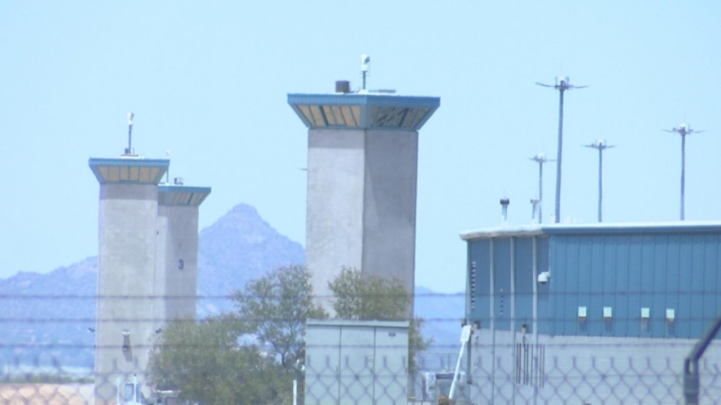Covid 19 Behind Bars: Hundreds Test Positive Inside Arizona Prison