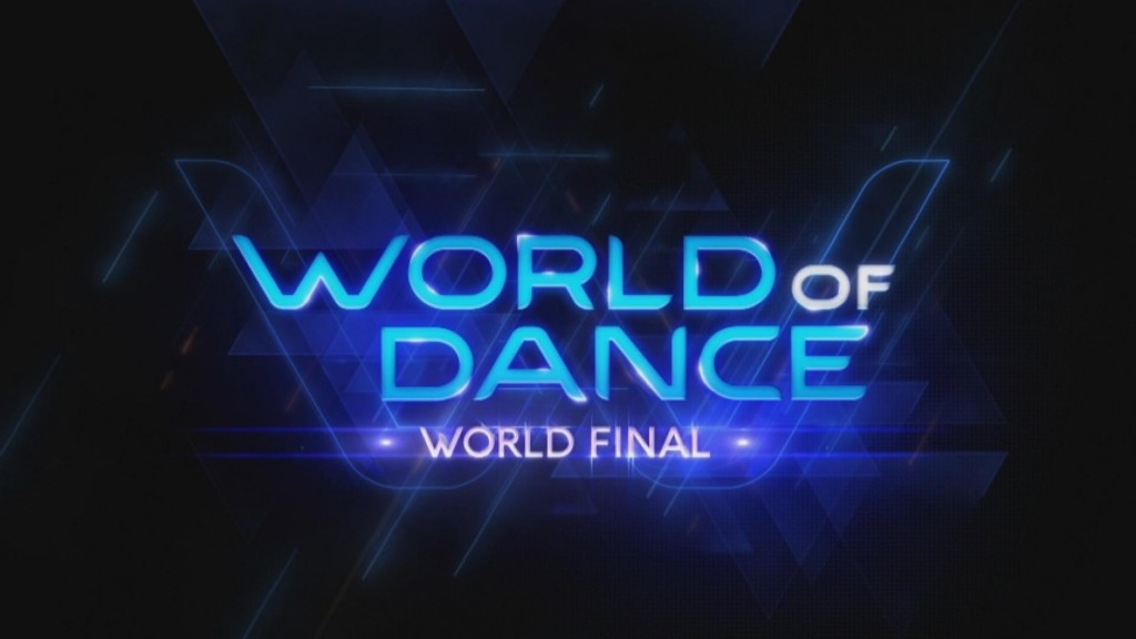 """""""world Of Dance"""" Crowns A New Champion"""