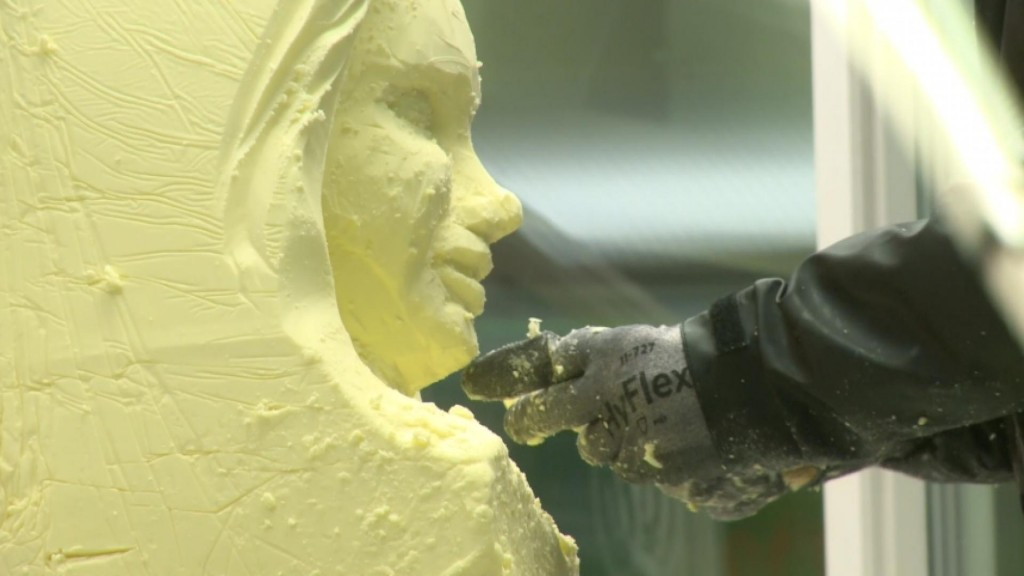 Butter Days Ahead: Minnesota State Fair Keeps Tradition Alive