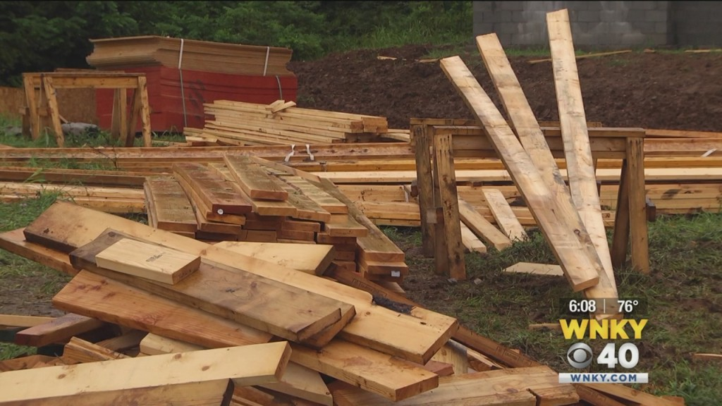 The Price Of Lumber Has Doubled And It's Impacting South Central Kentucky