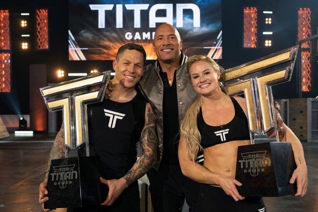 The Titan Games Season 2