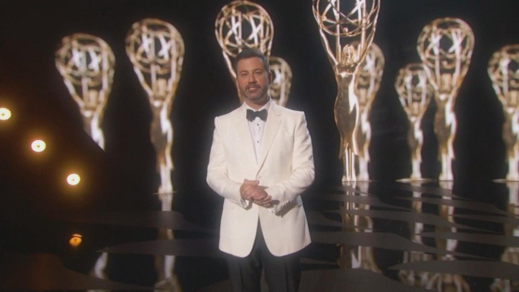 The Emmys Go Virtual