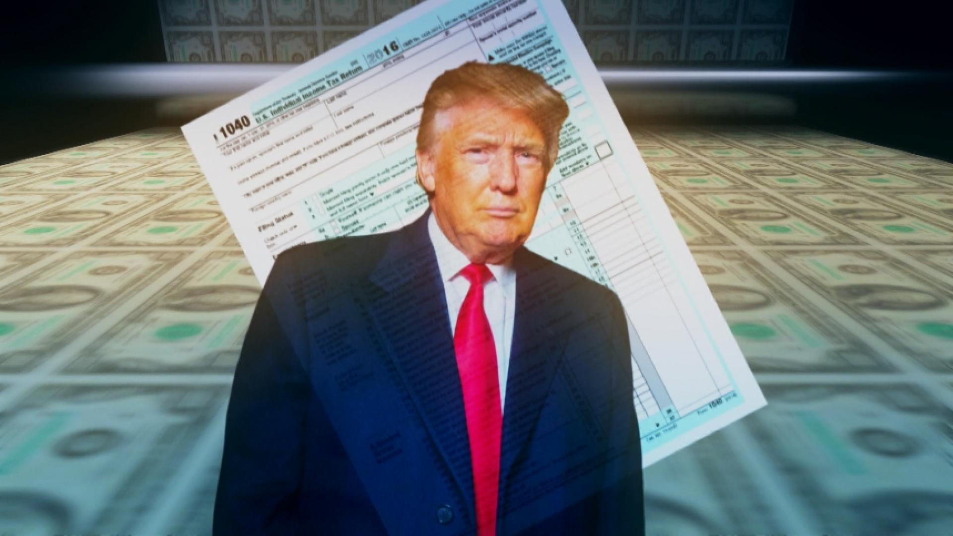 New York Times: Trump Avoided Taxes For Years – WNKY 40 News