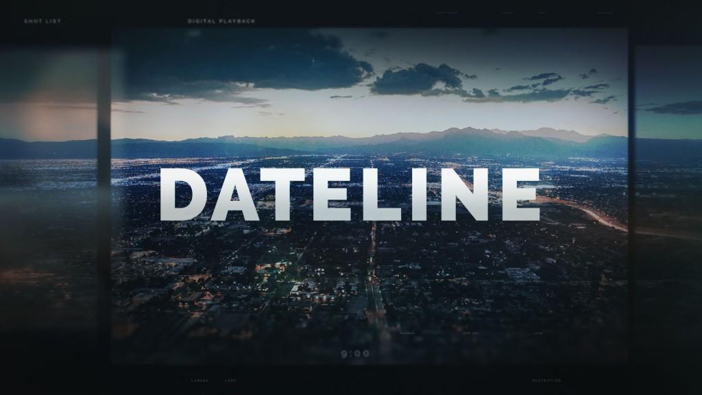 Dateline Generic Logo
