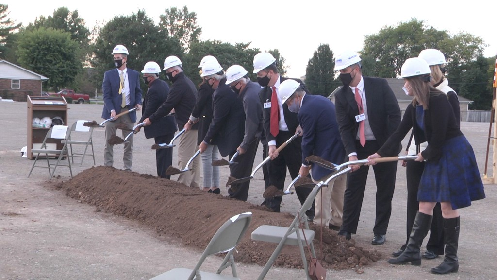 Rich Pond Groundbreaking Pic0