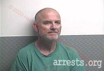 T Jaggers Booking Photo