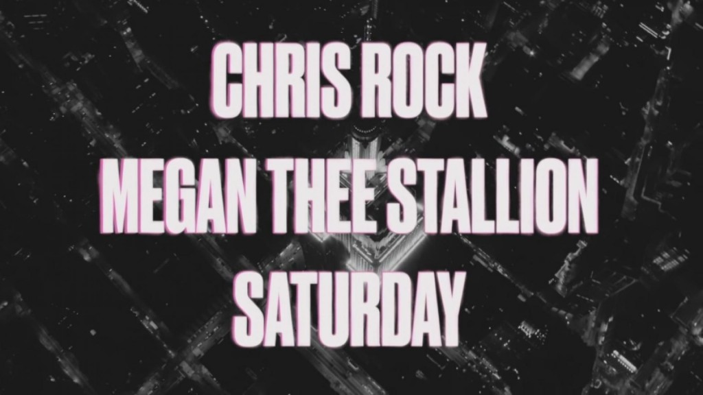 """saturday Night Live"" Returns!"