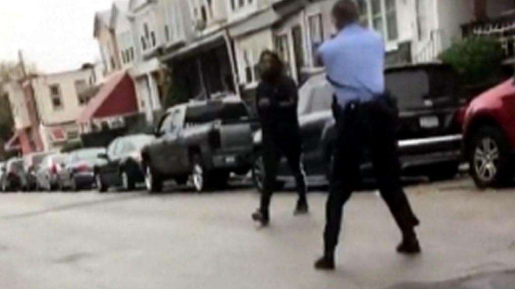 Violent Protests Follow Philadelphia Police Shooting