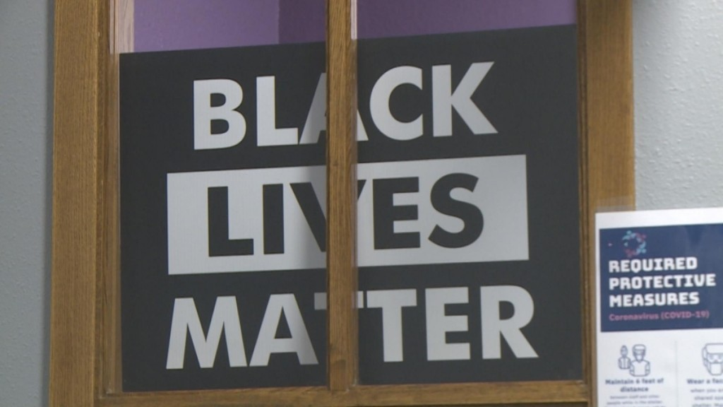 """Wisconsin County Strips Non Profit's Funding Over """"black Lives Matter"""" Signs"""
