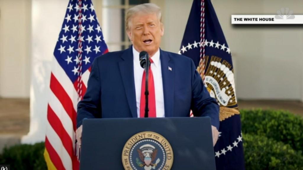 Decision 2020: Trump Zeros In On The Economy