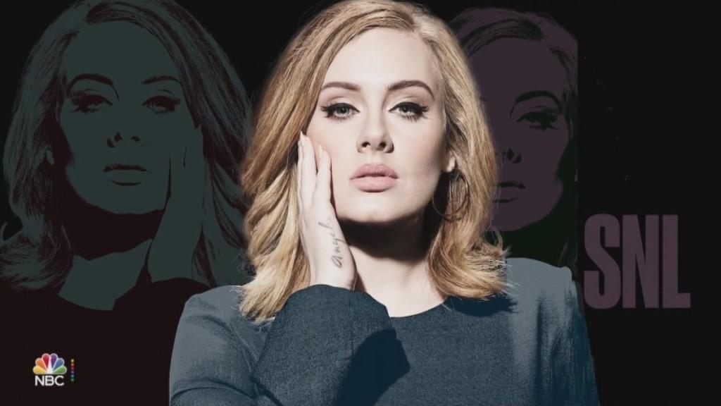 "Adele Returns To ""saturday Night Live"""