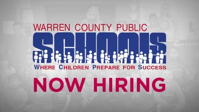 Warren County Public Schools Hiring Pre Roll