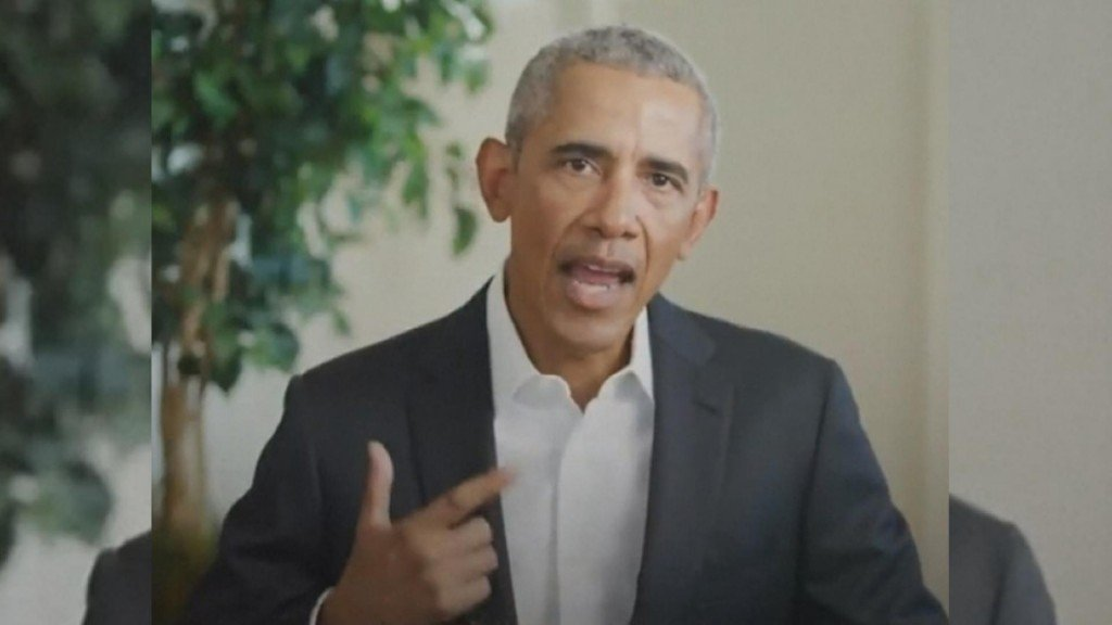 Decision 2020: Obama Makes Push For Young Voters