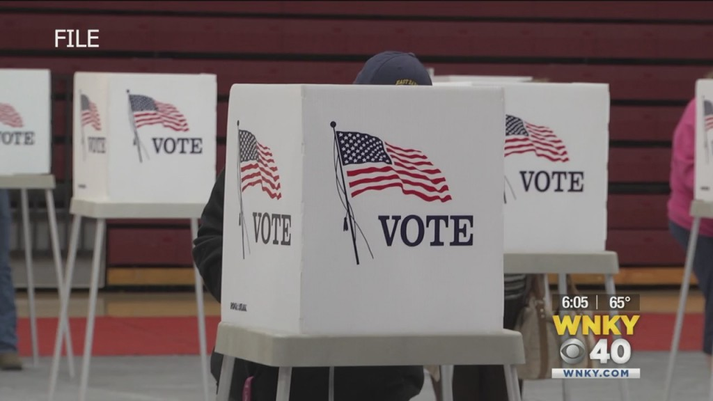 Local Residents Say They're Anxiously Waiting Election Results
