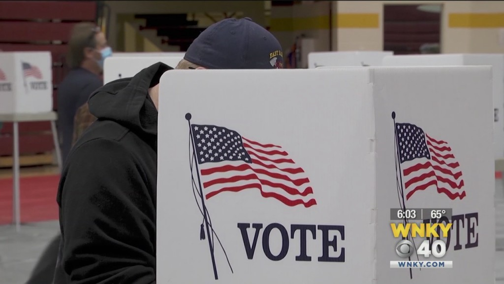 Barren County 2020 Voter Turnout Outpaced 2016 Turnout