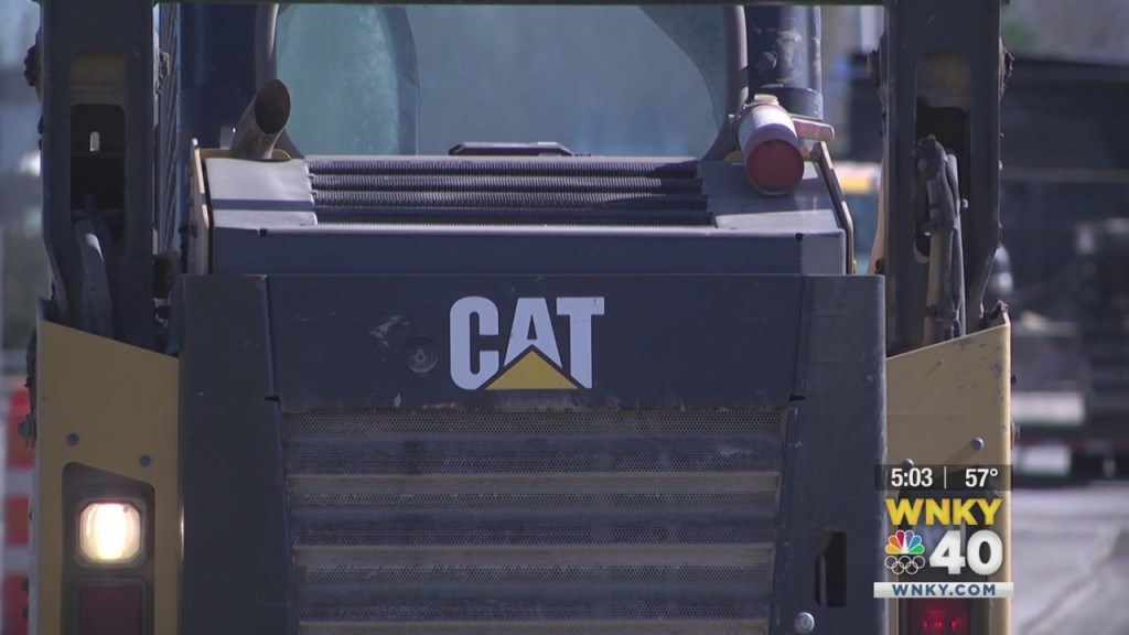 Construction Projects Underway On Kentucky 234 To Widen Shoulders
