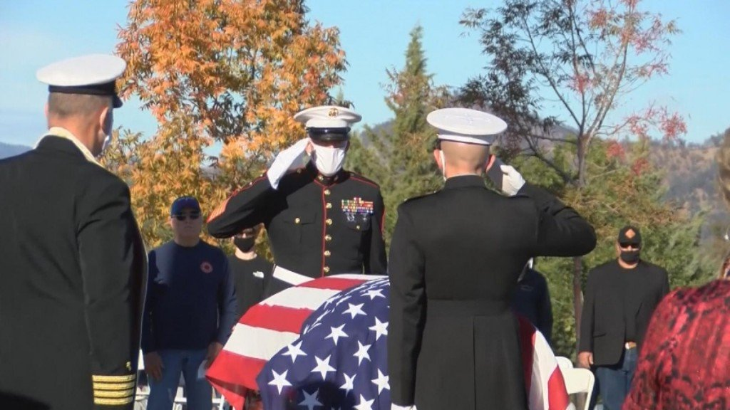 Fallen World War Ii Hero Comes Home