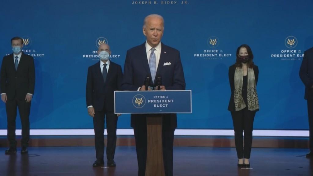 Biden To Deliver Thanksgiving Address