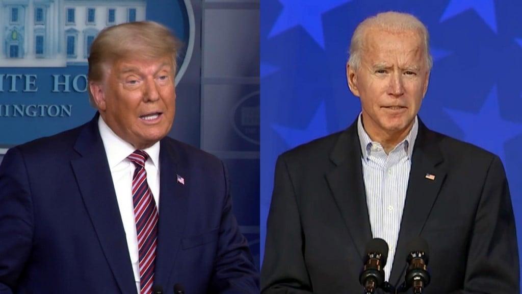 Decision 2020: Biden Takes Lead In Georgia